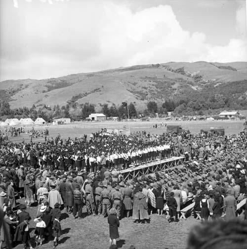 Ngāti Porou made a major contribution to the 28th...