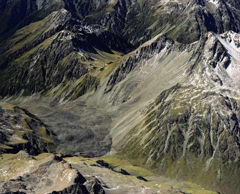 Falling Mountain landslide