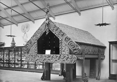 Te Oha storehouse