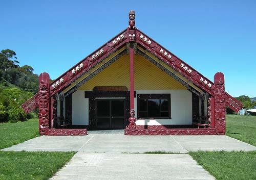 Te marae o Whakatū