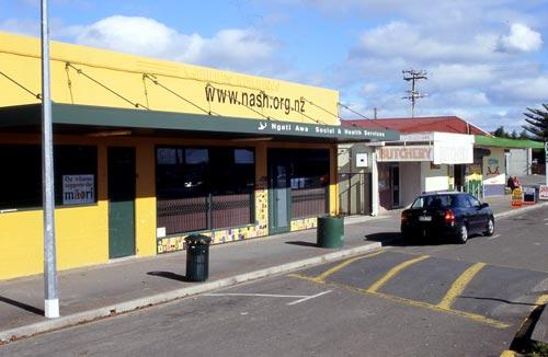 Main street, Te Teko