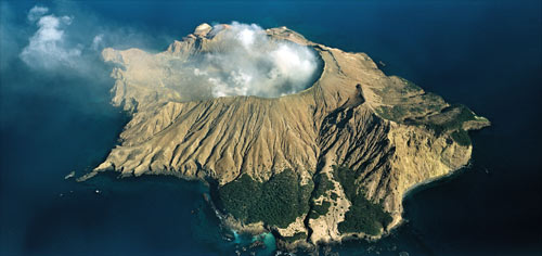 Whakaari (White Island)