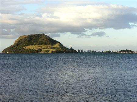 Mt Maunganui.