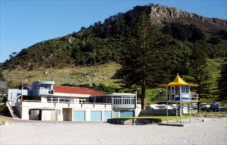 Surf lifesaving headquarters
