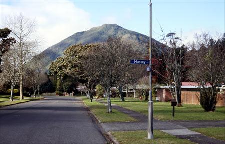 Kawerau town, 2004