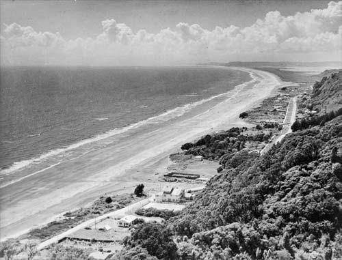 Ōhope Beach, 1950s