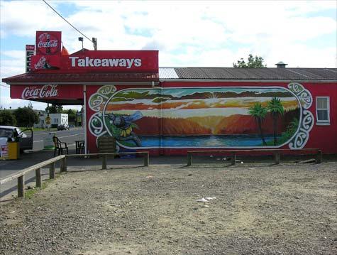 Mural, Tāneatua