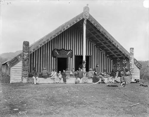 Meeting house, Ruatāhuna