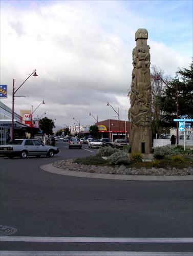 Ōpōtiki township