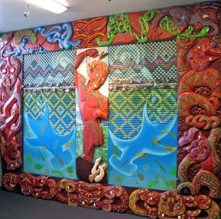 'He tātai kōrero o ngā iwi o Te Awa'.
