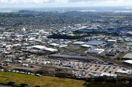 Metroport, Auckland