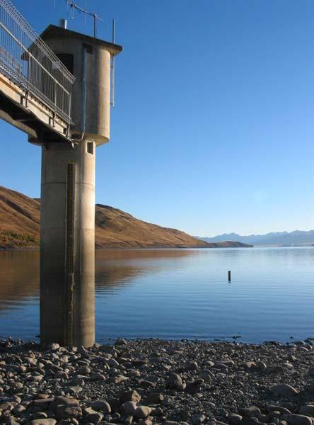 Lake Tekapo, May 2003