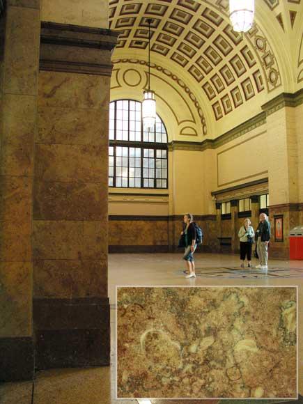 Whāngārei marble