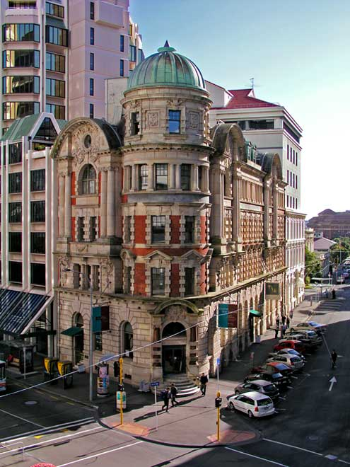 Old Public Trust Building, Wellington