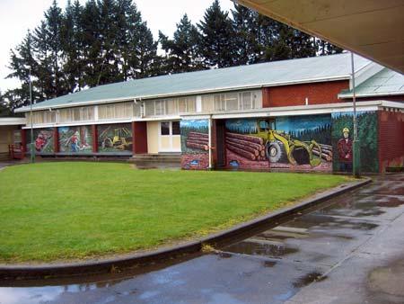 Murupara mural
