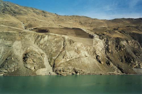 Cairnmuir landslide
