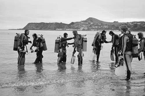 Diving education