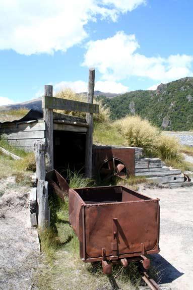 Mt Somers mine