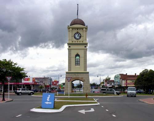 Feilding town centre