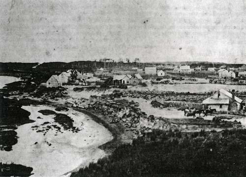 Foxton, 1868
