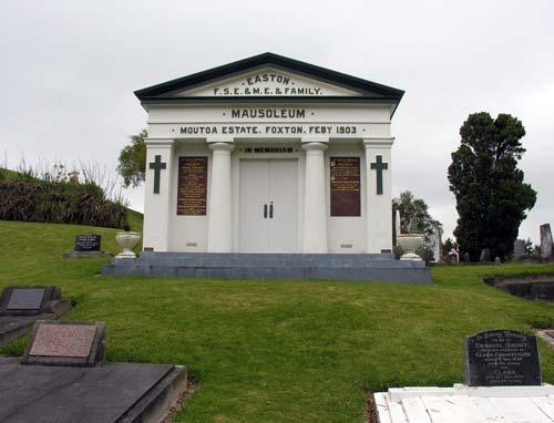 Easton monument