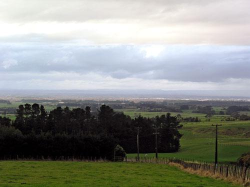 View of Manawatū
