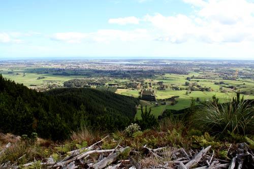 View of Horowhenua