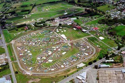 Manfeild racing circuit