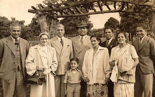 Fijian Indians, 1953