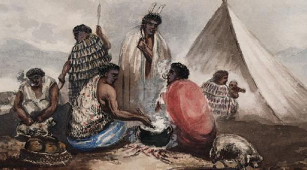 Māori foods – kai Māori