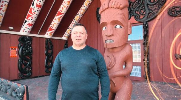 Ngāti Whātua Ōrākei:  the marae, a place to stand