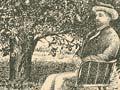 Orange tree, Whāngārei, 1880s