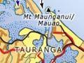 Tauranga hinterland and harbour