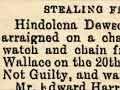 Hindalena Dewson's story