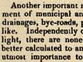 Instructions on forming local governments, 1840