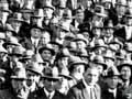 Carlaw Park crowd, 1928