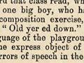 Pronunciation critics