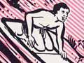 Art of Māori recreation poster