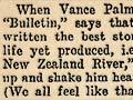 Review of The story of a New Zealand river, 1929