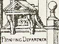 Government Printing Office building, 1897