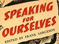 Caxton Press: Speaking for ourselves, 1945