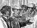 Te Mākarini, i te tau 1863