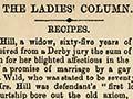 Ladies' column, 1873