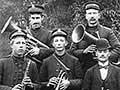 Levin Salvation Army Band, around 1903