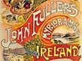 Poster for John Fuller's show, early 20th century