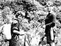 Lucy Cranwell and Lucy Moore at Maungapōhatu, 1930