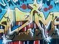 Smooth Inc street art, 1980s