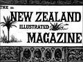 Cover of New Zealand Illustrated Magazine, September 1900