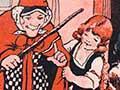 Touring Cinderella, 1933