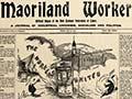 The Maoriland Worker